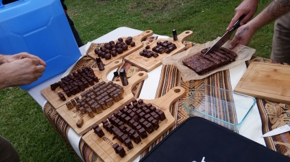 Essential Oils Chocolate Making Workshop with the Aroma Dudes